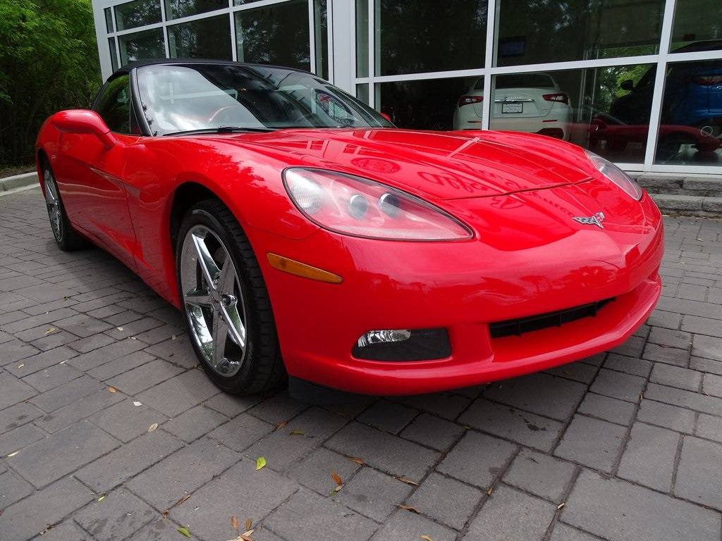 Pre-Owned 2011 Chevrolet Corvette Base