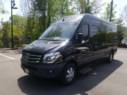 Pre-Owned 2016 Mercedes-Benz Sprinter 2500 Passenger 170 WB